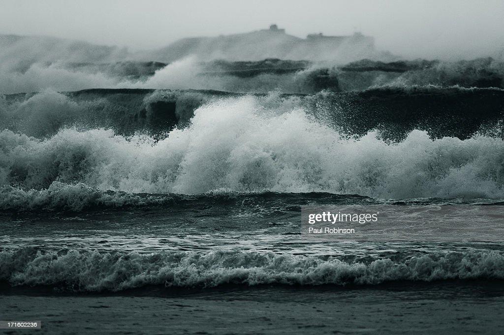 Turbulence : Stock Photo