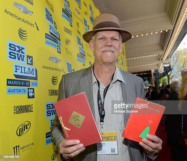 Turk Pipkin attends the screening of When Angels Sing during the 2013 Music Film Interactive Festival at the Paramount Theatre on March 10 2013 in...