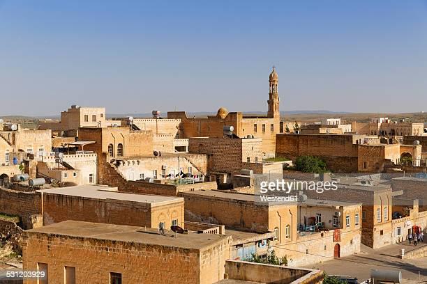 Turkey, Anatolia, South East Anatolia, Mardin Province, Old town of Midyat