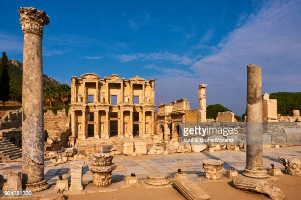 Turkey, archaeological site of Ephesus