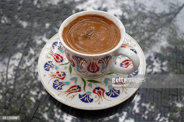 Turkey, Cup of Turkish coffee