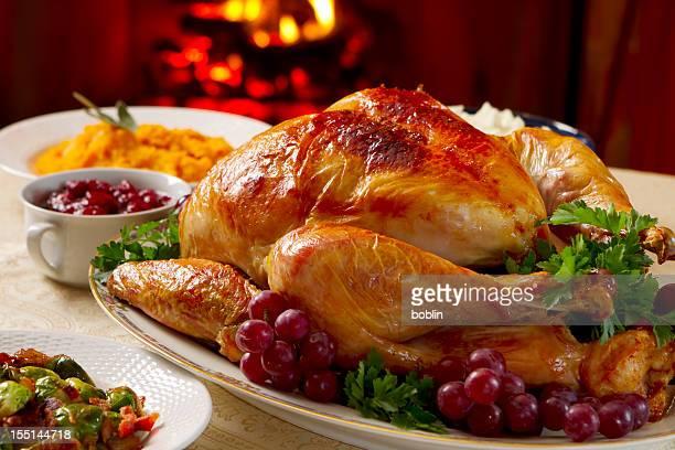 Die Türkei Abendessen