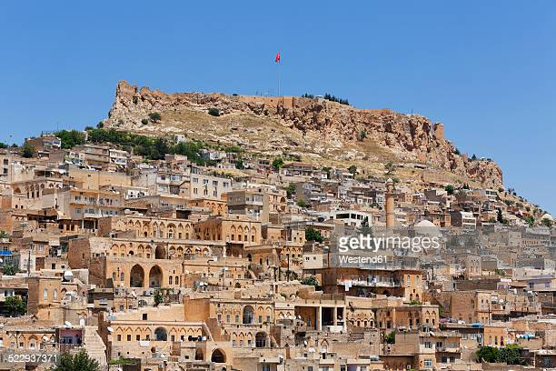 Turkey, Mardin, old town and citadel
