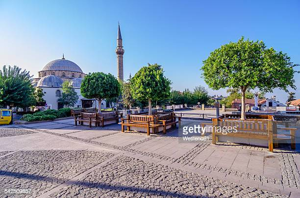 Turkey, Middle East, Antalya, Kaleici, Murat Pasa mosque