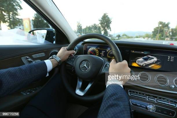 turkey motorway driving - mercedes benz stock pictures, royalty-free photos & images