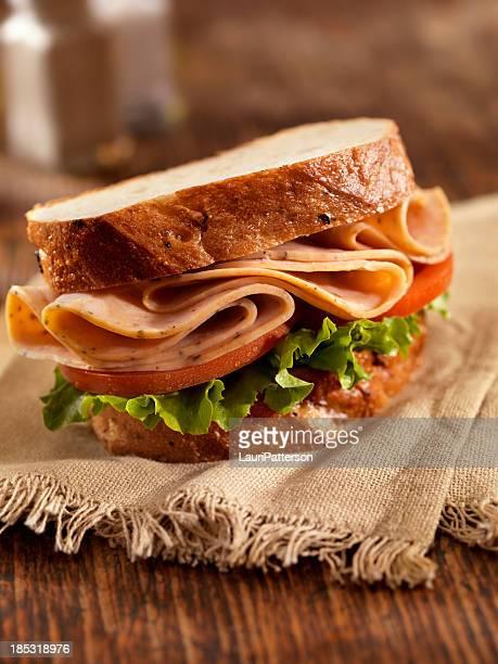 Sándwich de Turquía