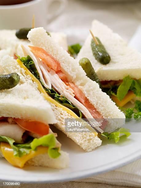 La Turquie Sandwiches