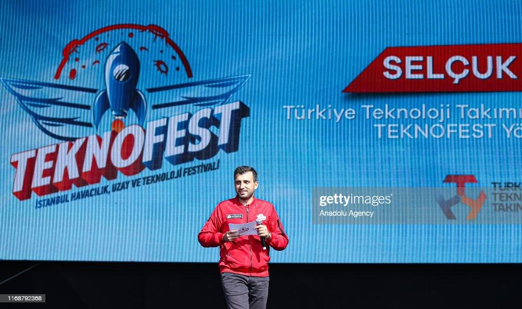 Teknofest Istanbul : News Photo