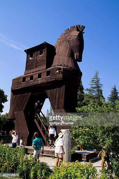 Turkey Troy Replica Of Trojan Horse