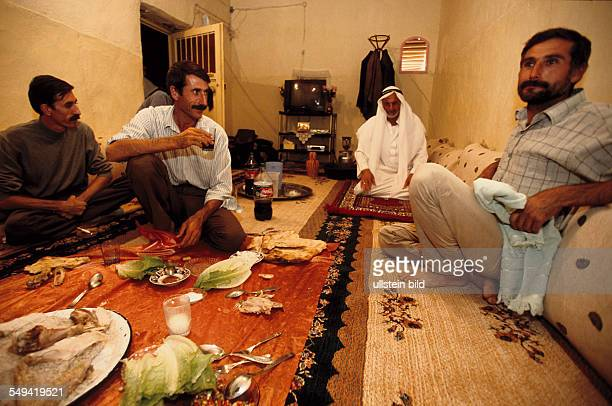 Turkey, Turkey on its way to Europe. Haremres, Karatepe: Village at the turkish syrian border. Breaking the period of fasting, Ramazan