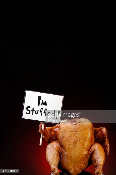 turkey with a sense of humor - happy thanksgiving card stock pictures, royalty-free photos & images