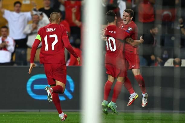 UNS: Turkey v Norway - 2022 FIFA World Cup Qualifier