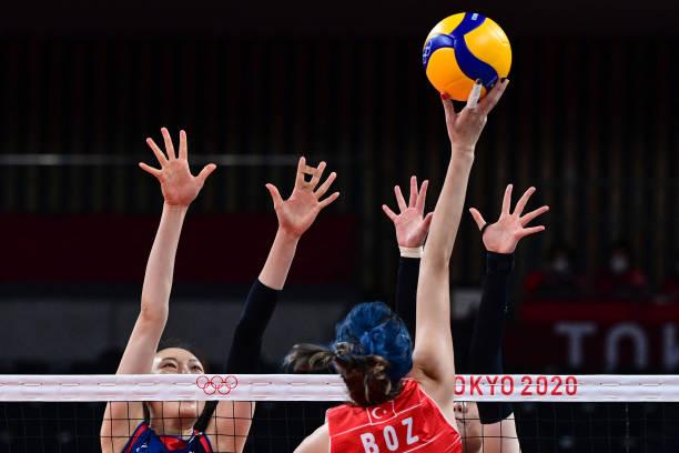 JPN: Volleyball - Olympics: Day 12