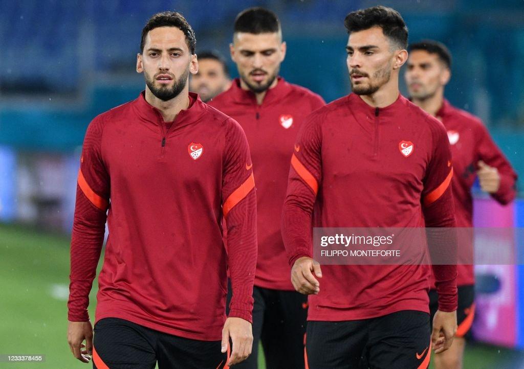 FBL-EURO-2020-2021-TUR-TRAINING : News Photo