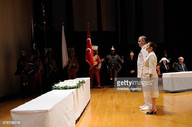 19 Japan And Turkey Commemorate 125th Anniversary Of Ottoman Frigate