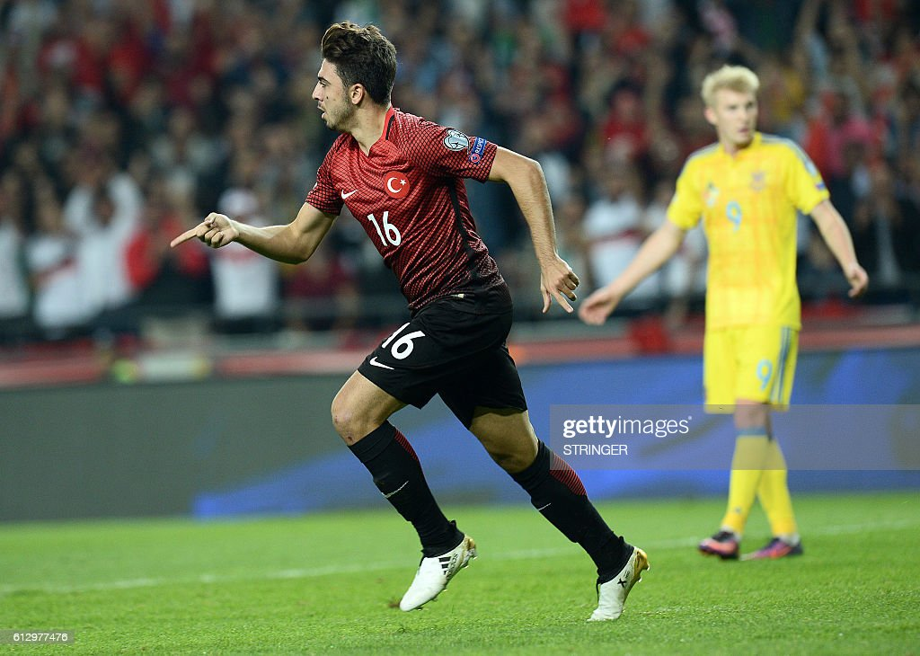 Ozan Tufan will be Turkey's key player. (STRINGER/AFP/Getty Images)