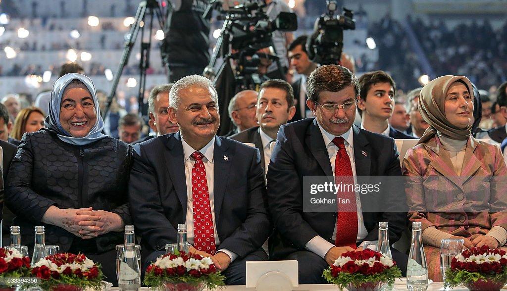 Binali Yildirim Is Announced As Turkey's New Prime Minister