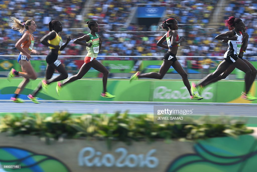 Athletics - Olympics: Day 11