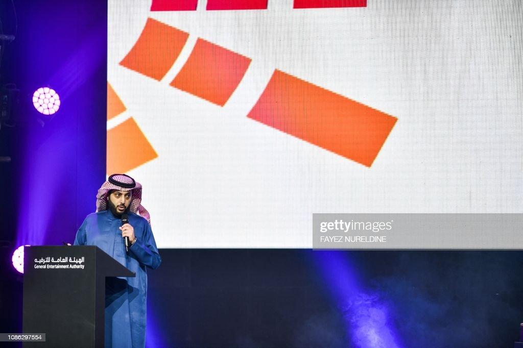 SAUDI-ENTERTAINTMENT : News Photo