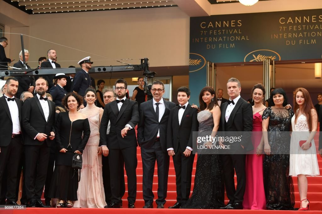 """The Wild Pear Tree "" Red Carpet Arrivals - The 71st Annual Cannes Film Festival"