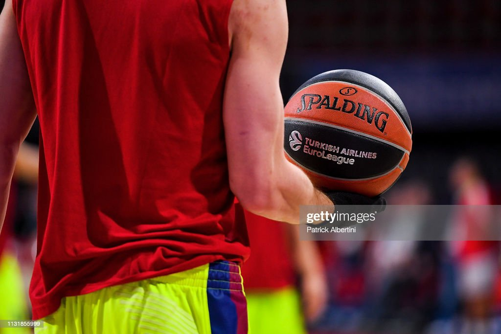 DEU: FC Bayern Munich v FC Barcelona Lassa - Turkish Airlines EuroLeague