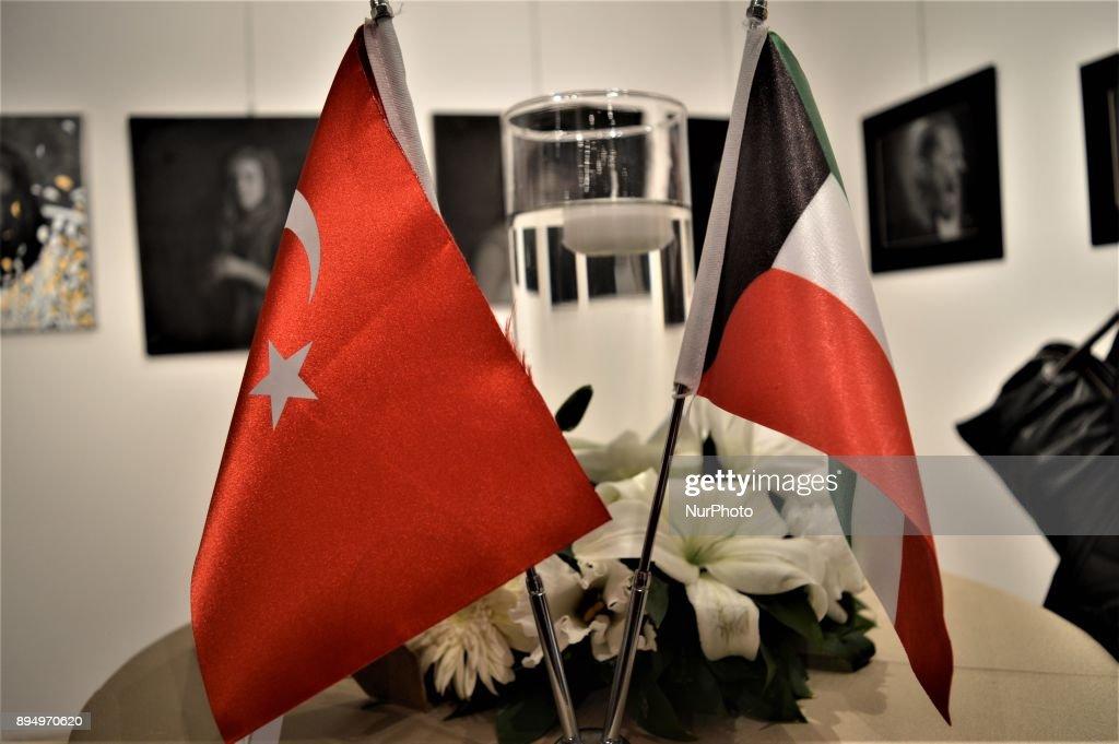 'Human Creation' Art Exhibition in Ankara