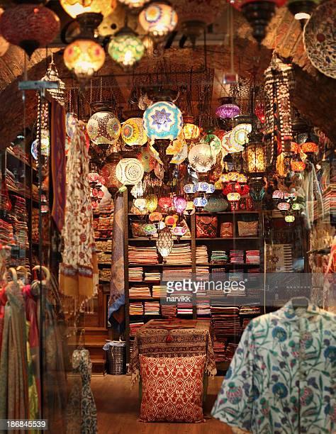 Turkish Bazaar in Istanbul