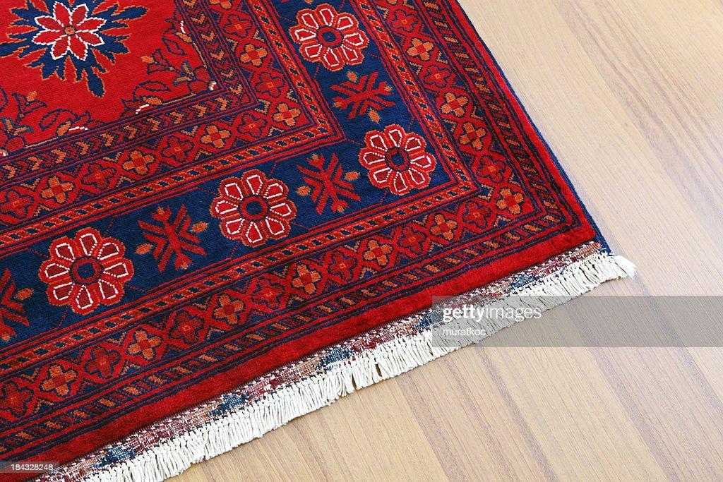 Turkish Carpet : Stock Photo