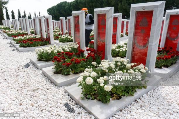Turkish Cemetery, Battle of Gallipoli