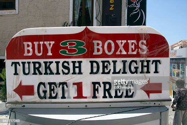 Turkish delight offer