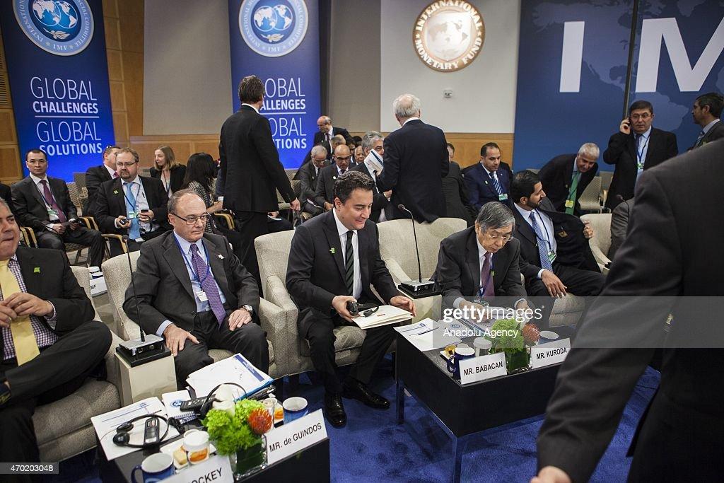 2015 IMF/World Bank Spring Meetings
