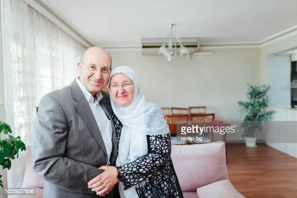 turkse familiefeest islamitische gebeurtenis - islam stockfoto's en -beelden