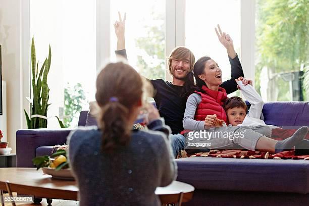 Turkish family