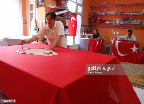 Turkish Flag manufacturer in Ankara