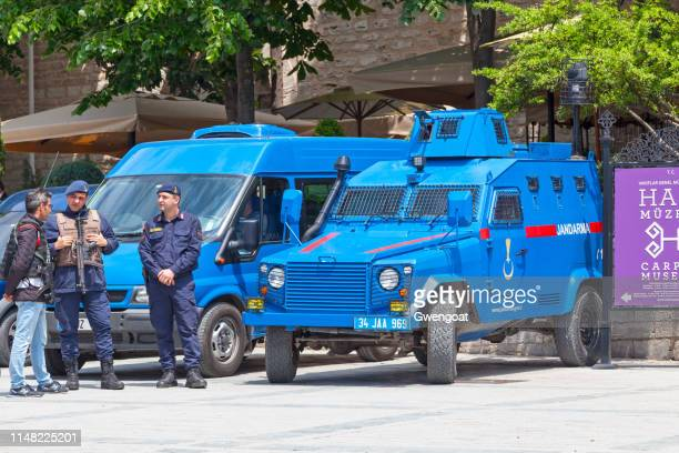 Turkish gendarmerie (Jandarma)