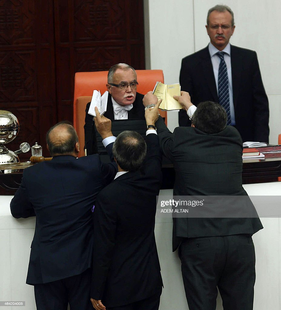 TURKEY-POLITICS-EU : ニュース写真