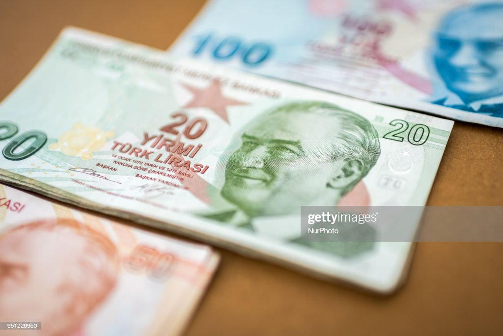 Turkish Lira In Emerging Currency Market Of 2018