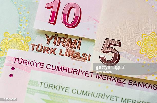 turkish lira - turkish lira stock pictures, royalty-free photos & images