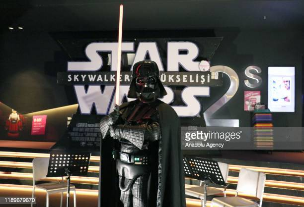 Turkish members of the 501st Legion and the Rebel Legion, -worldwide Star Wars fan clubs - attend a private screening of ''Star Wars: The Rise of...