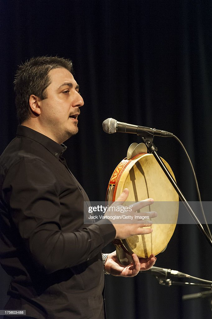 Ahmet Erdogular At The Symphony Space Thalia Theater Pictures ...