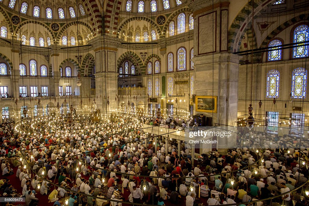 Cool Idd Eid Al-Fitr Feast - turkish-muslims-offer-eid-al-fitr-prayers-as-they-mark-the-first-day-picture-id545025472  Gallery_932820 .com/photos/turkish-muslims-offer-eid-al-fitr-prayers-as-they-mark-the-first-day-picture-id545025472