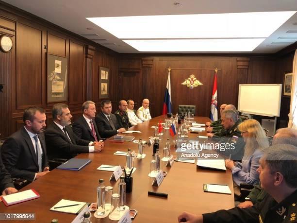 Intelligence Chief Hakan Fidan Stock Pictures, Royalty-free Photos ...