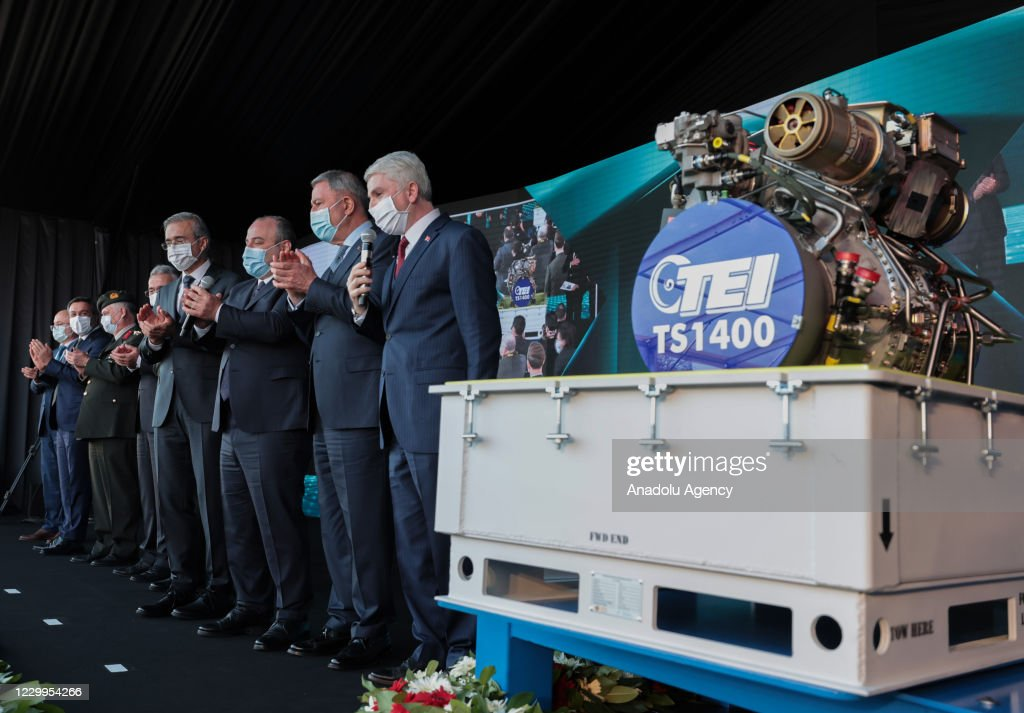 Opening ceremony of delivery and design center for first indigenous helicopter engine : Nieuwsfoto's