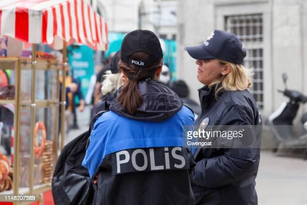 Turkish policewomen