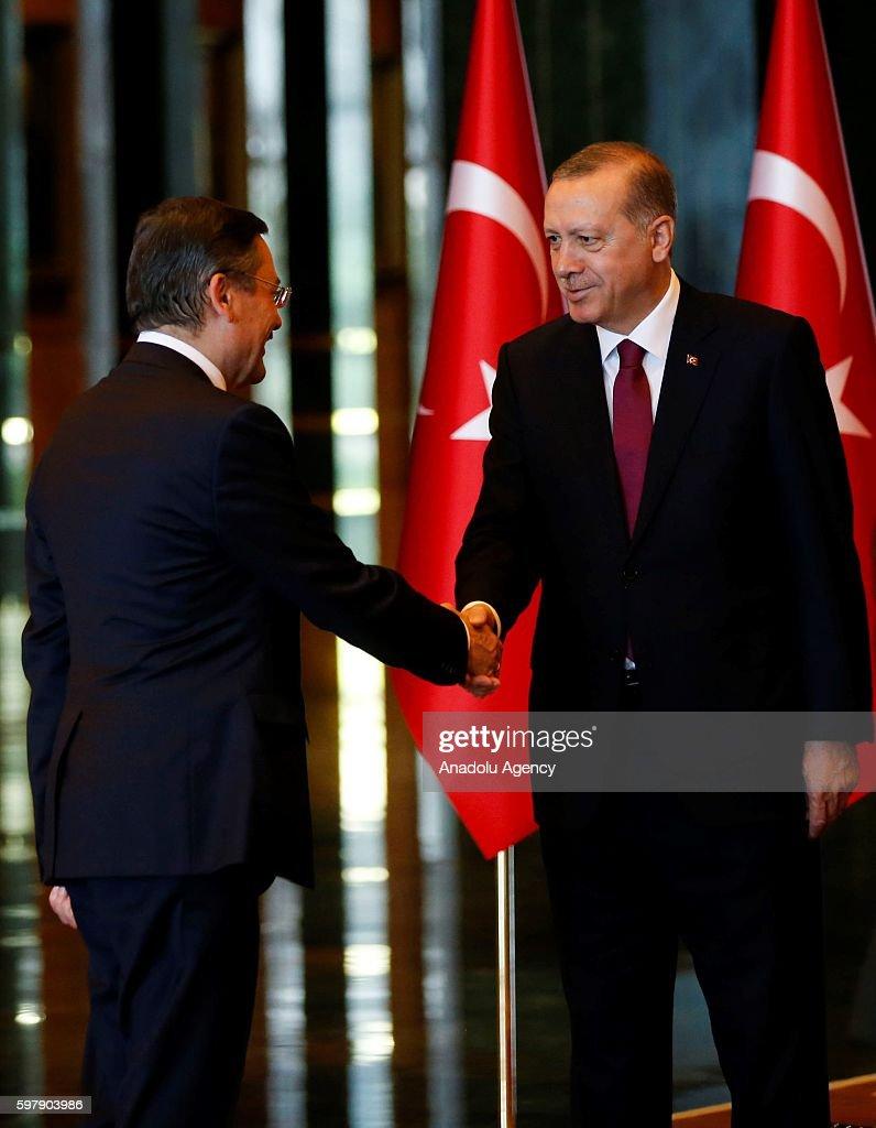 94th Anniversary of Turkeys Victory Day : News Photo