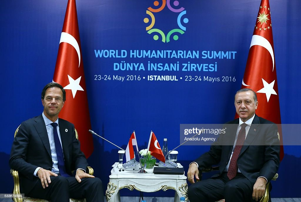 World Humanitarian Summit 2016 : News Photo