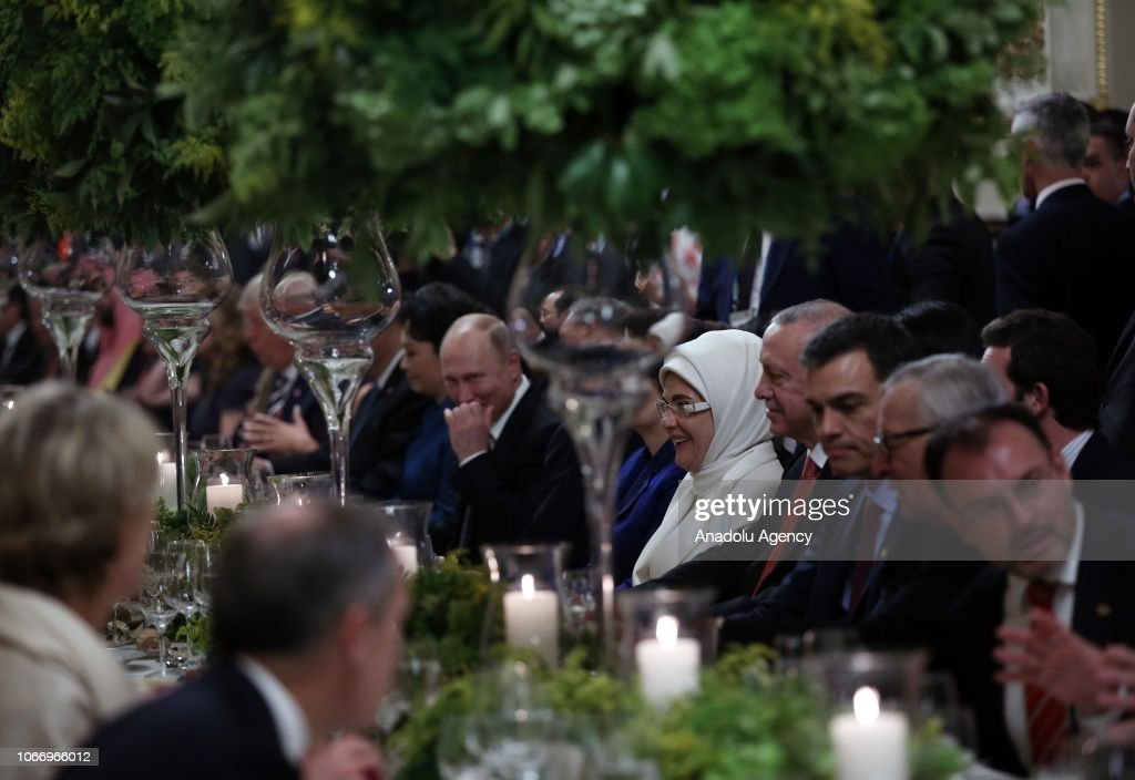 G20 Leaders' Summit in Buenos Aires : News Photo