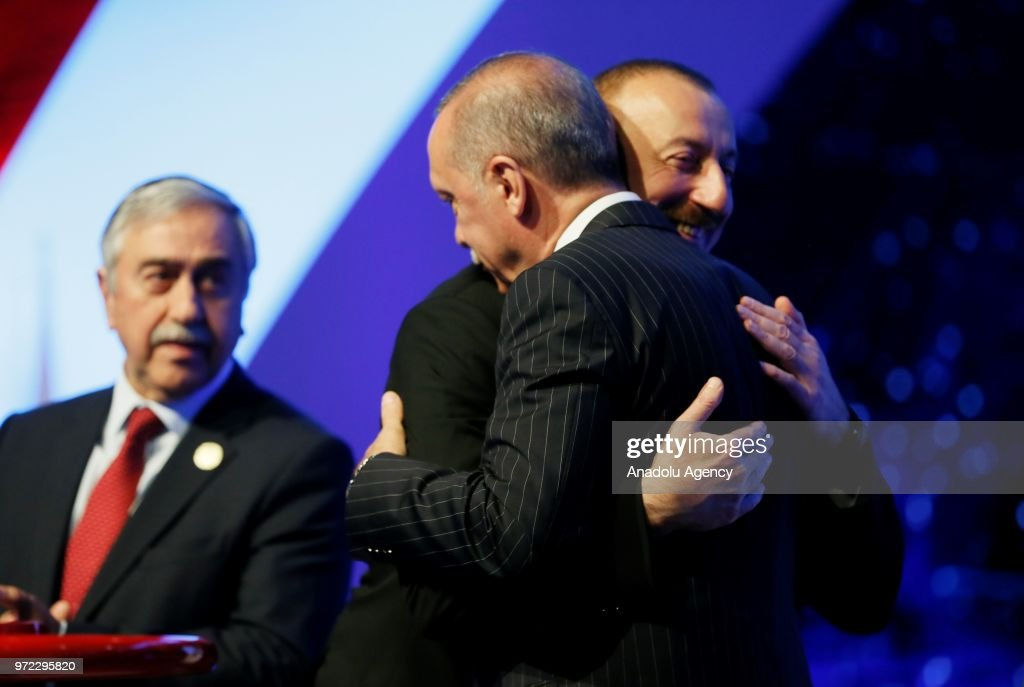 Turkish President Erdogan in Eskisehir : News Photo