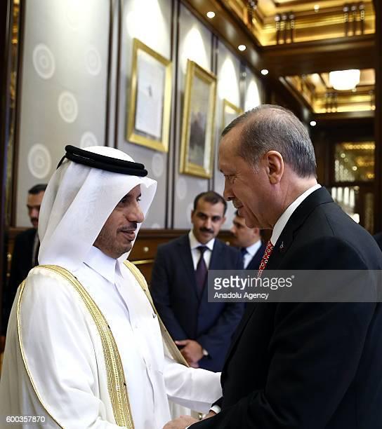 カタールの政治家 アブドッラー...