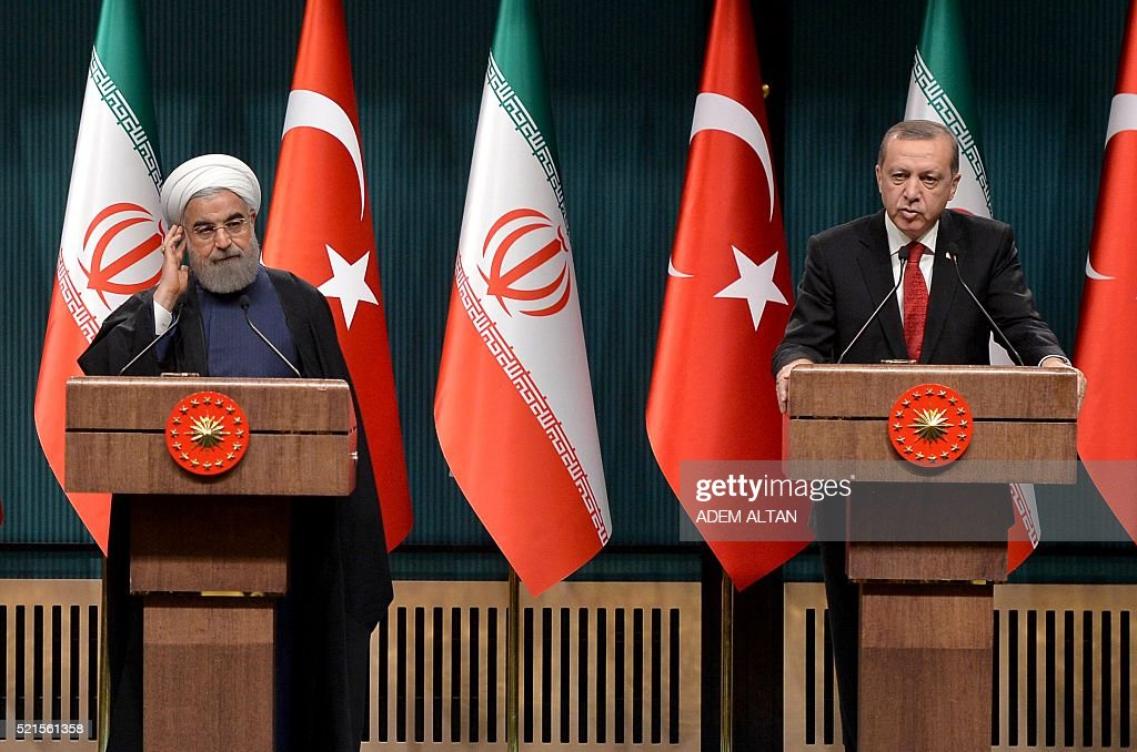 TURKEY-IRAN-DIPLOMACY : News Photo